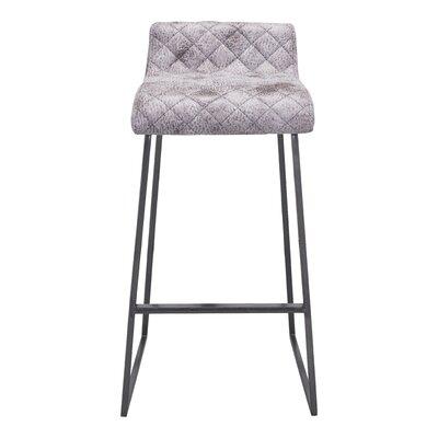 Fien 30.3 Bar Stool Upholstery: Vintage White