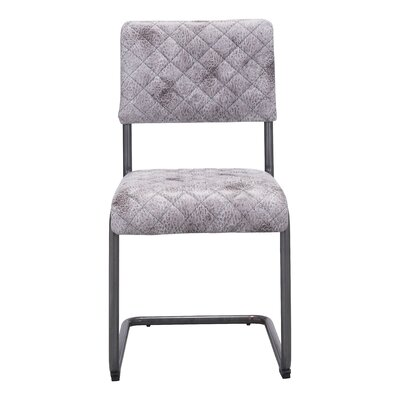 Fien Side Chair Upholstery: Vintage White