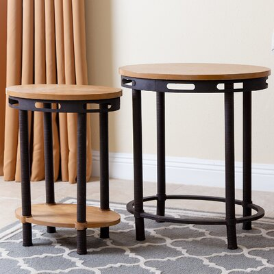 Chadwood 2 Piece Nesting Tables