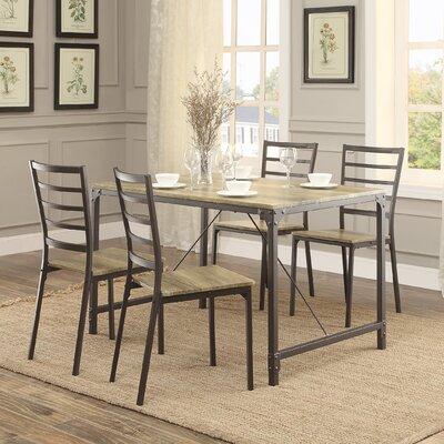 Morris 5 Piece Dining Set