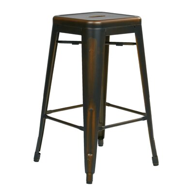 Fineview 26 Bar Stool Finish: Antique Copper