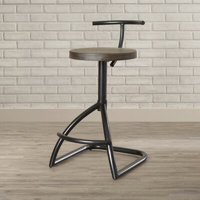 Marcelino 25.75 Swivel Bar Stool