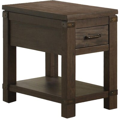 Colfax Chairside Table
