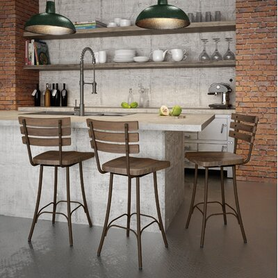 Shanta 25.5 Swivel Bar Stool