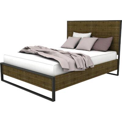 Nyora Platform Bed Size: King