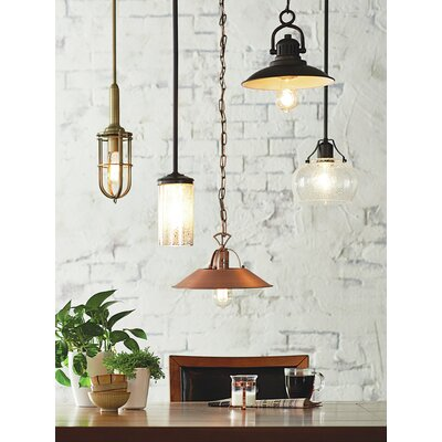 Abordale 1-Light Mini Pendant