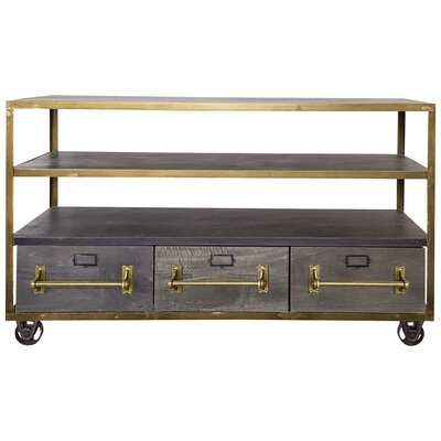 Iron Cube Unit Bookcase Gold Product Picture 159