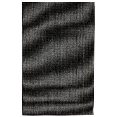 Brewster Black/Charcoal Area Rug