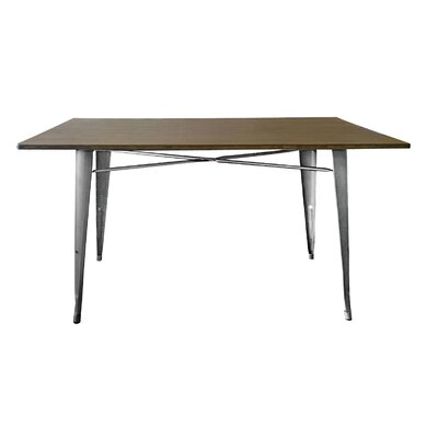 Peetz Dining Table Base Finish: Natural