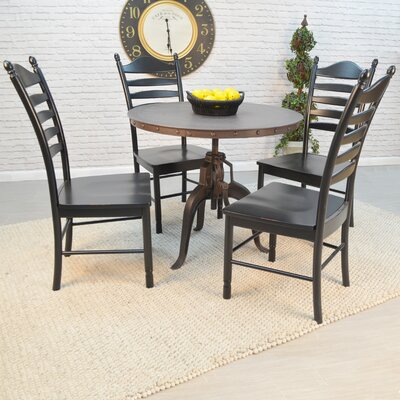 Huston 5 Piece Dining Set