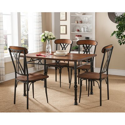 Dywer 5 Piece Dining Set