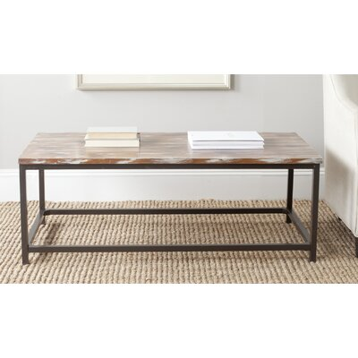 Imperial Beach Alec Coffee Table Color: Distressed Gray Barn