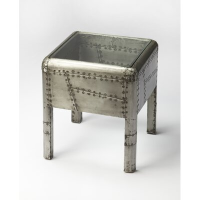 Mellie Square End Table