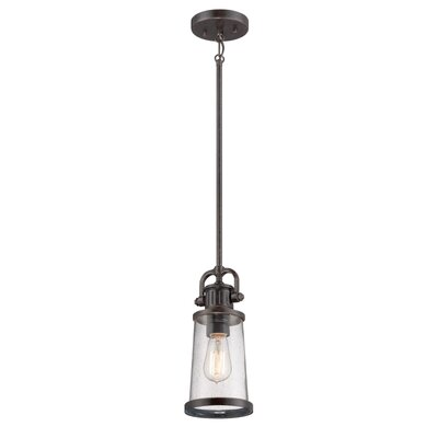 Lonepine 1-Light Mini Pendant