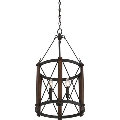 Mancos 3-Light Foyer Pendant