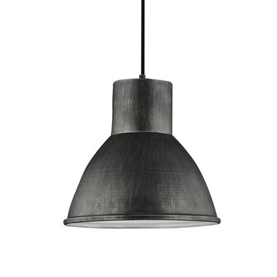 Cardwell 1-Light Mini Pendant Finish: Stardust, Bulb Type: 100W A19 Medium Bulb