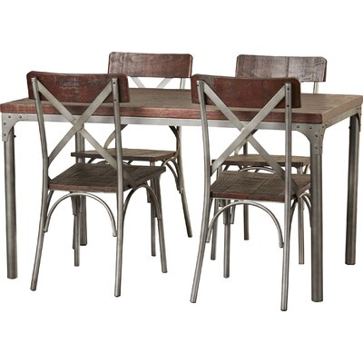 Demre 5 Piece Dining Set