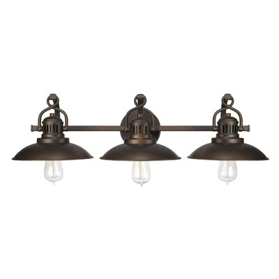 Meridian 3-Light Vanity Light