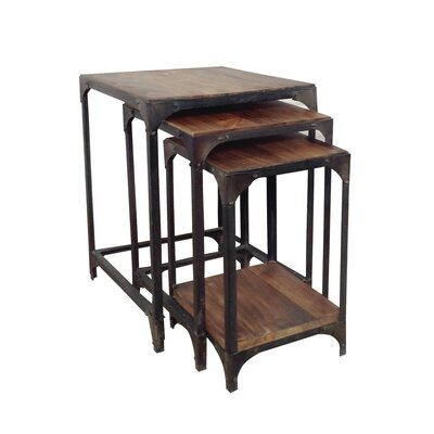 Briarwood 3 Piece Nesting Tables