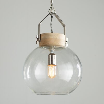 Trawalla 1-Light Mini Pendant