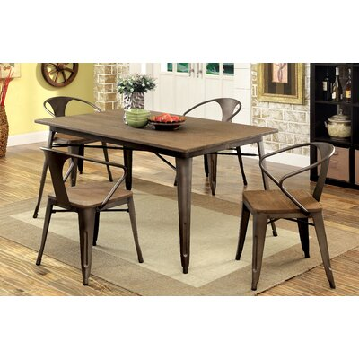 Reedley 5 Piece Dining Set
