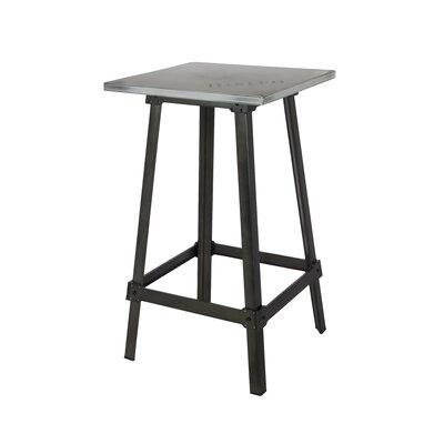 Devon Pub Table Finish: White