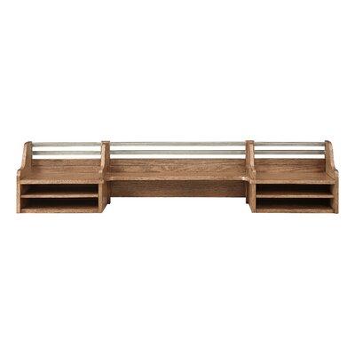 Sammie 13 H x 61 W Desk Hutch