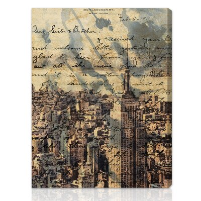 The Empire Graphic Art on Wrapped Canvas TADN5419 32350259