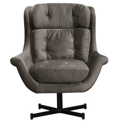 Maud Armchair Upholstery Color: Graphite