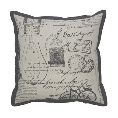 Mazama Throw Pillow