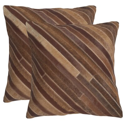 Stepanie Decorative Lumbar Pillow Color: Tan