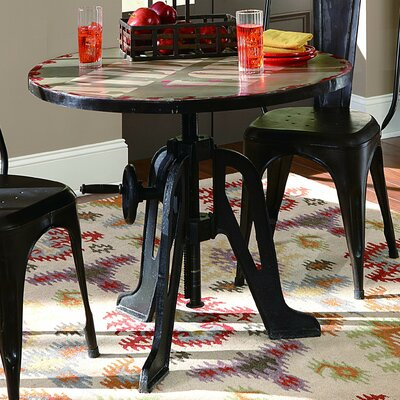 Andrei Adjustable Height Pub Table