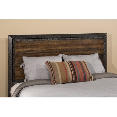 Medomak Panel Headboard Size: King