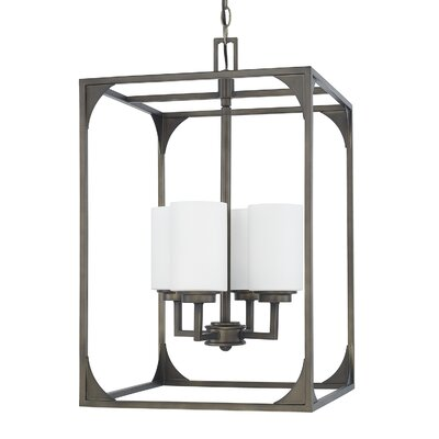 Bowdoin 4-Light Foyer Pendant