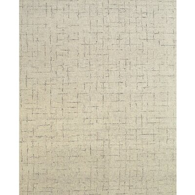 Breonna Hand-Tufted Beige Area Rug Rug Size: Rectangle 96 x 136