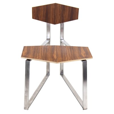 Trevino Solid Wood Dining Chair