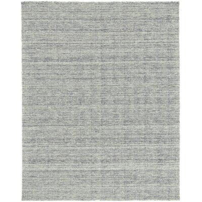 Monument Denim Area Rug Rug Size: Rectangle 56 x 86