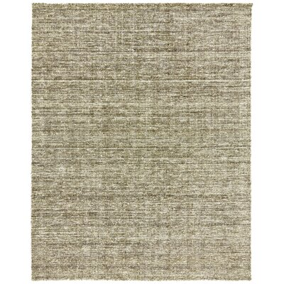 Monument Tobacco Area Rug Rug Size: Rectangle 79 x 99