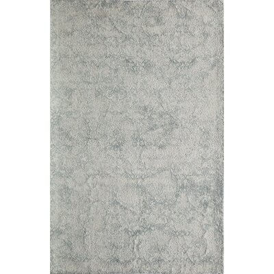 Stanford Hand-Tufted Gray/Ivory Area Rug Rug Size: Rectangle 8 x 11