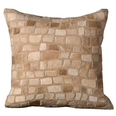 Dymalor Throw Pillow Color: Beige