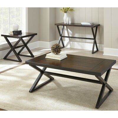 Red Cliff Coffee Table Set