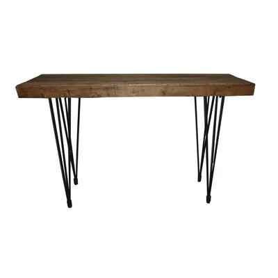 Jordyn Rectangle Console Table
