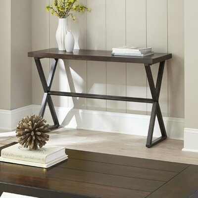 Red Cliff Console Table
