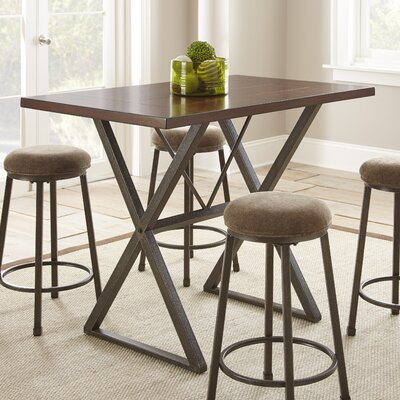 Red Cliff Counter Height Dining Table