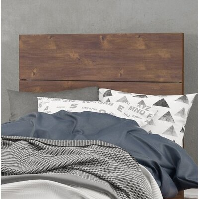Seeley Panel Headboard Size: Twin