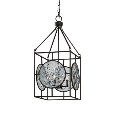 Brittani 4-Light Foyer Pendant