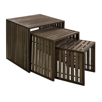 Henriques 3 Piece Nesting Tables