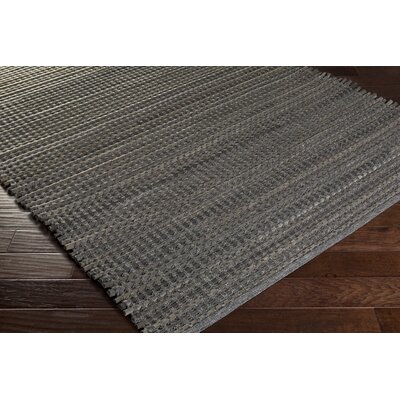 Penelope Hand Woven Gray Indoor/Outdoor Area Rug Rug Size: Rectangle 8 x 10