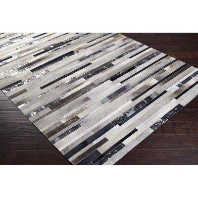 Segula Gray Area Rug Rug Size: 2 x 3