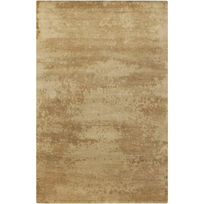 Schunemunk Hand-Knotted Neutral Area Rug